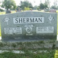 Doris Jean Sherman nee Woolery & Marvin Lee Sherman  11 Sep 1934 - 6 Sep 2004 & 30 Sep 1934 - ?