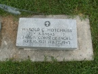 2nd Lieut. Harold C Hotchkiss